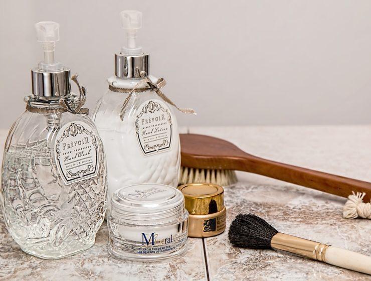 receptury domowej mgiełki do ciała