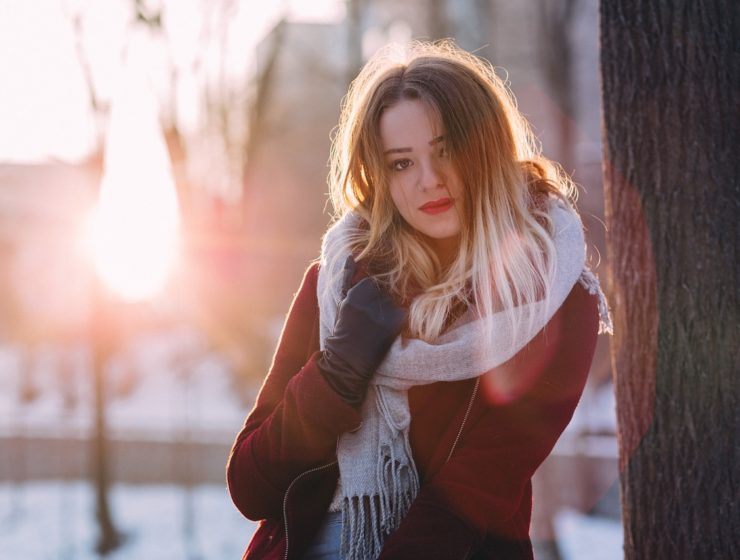 Kurtka parka damska idealna na jesień i zimę